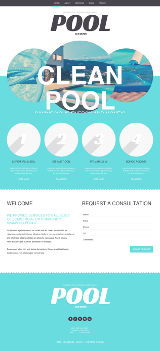 Pool Design 2